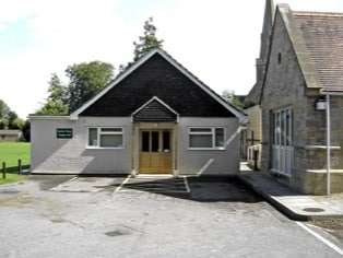Front of Village Hall